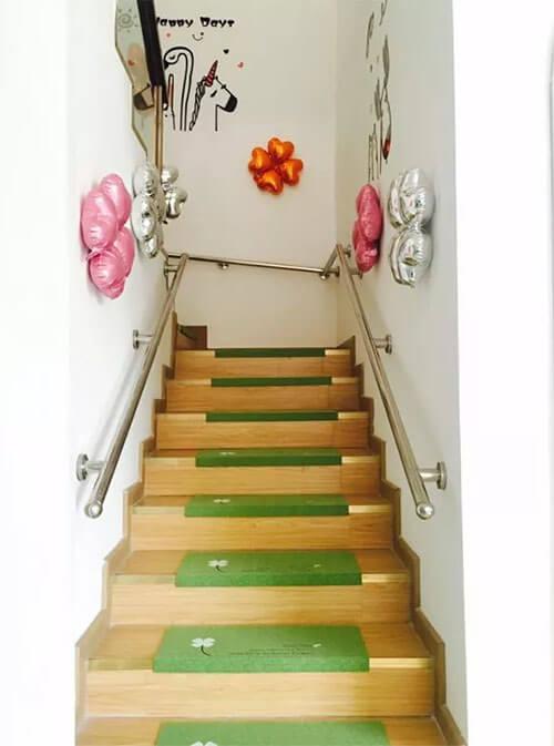 广州增城体验中心楼梯