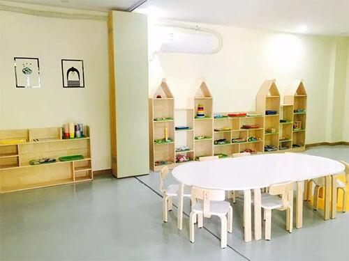 广州增城体验中心书桌