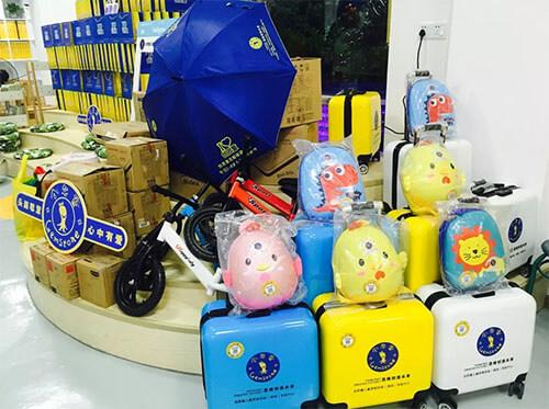 广州增城体验中心玩具教具
